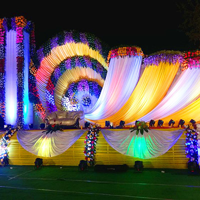 Wedding planning and event management in patna dipali tent house stage decoration patna altavistaventures Images